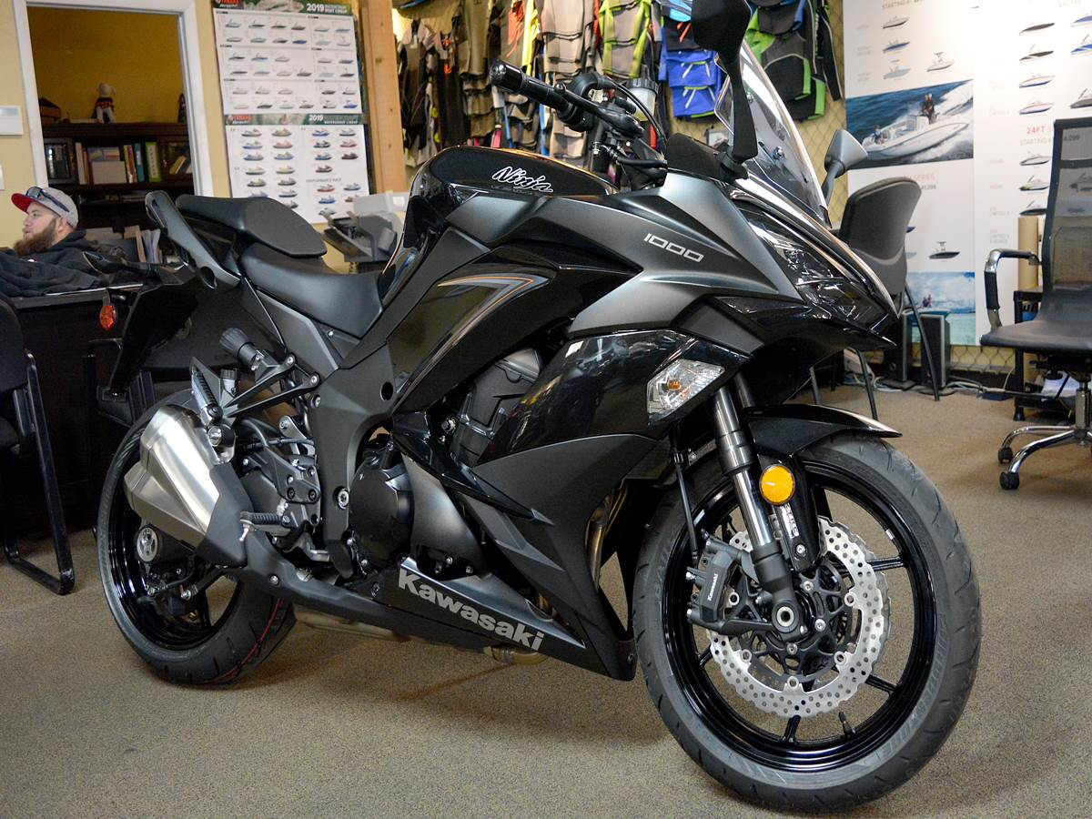 2019 Kawasaki Ninja 1000 ABS in Clearwater, Florida - Photo 6