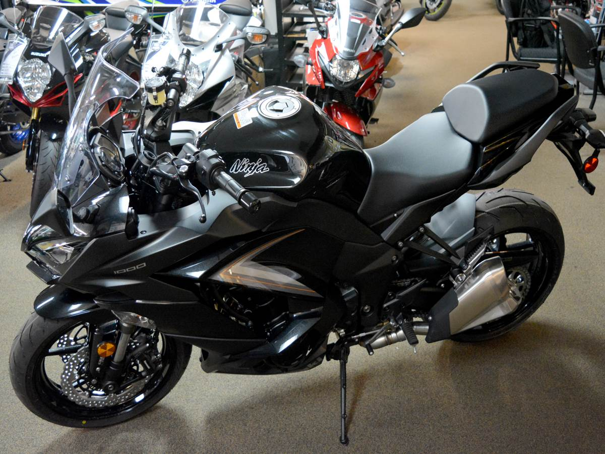 2019 Kawasaki Ninja 1000 ABS in Clearwater, Florida - Photo 9