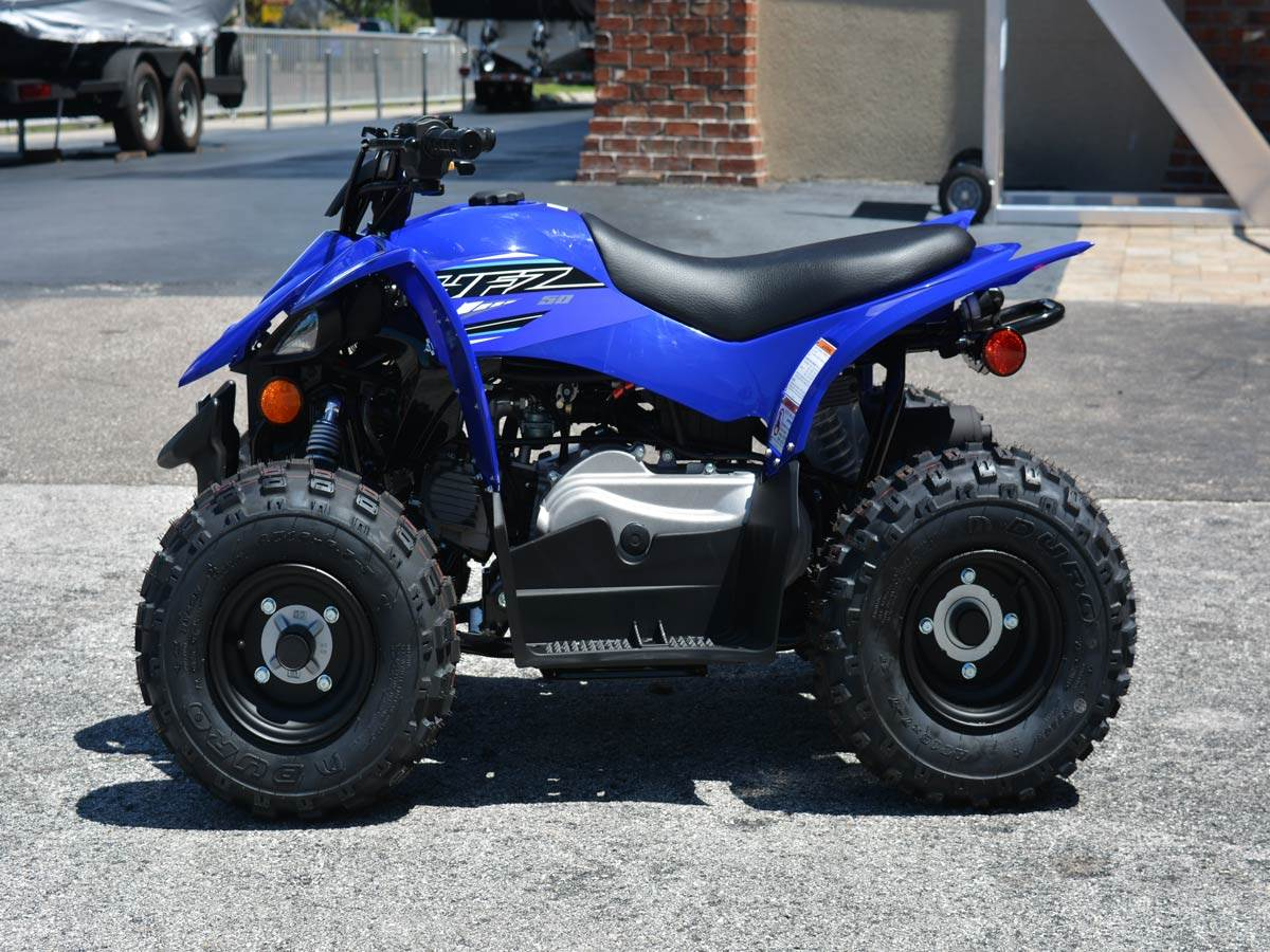 2021 Yamaha YFZ50 in Clearwater, Florida - Photo 1