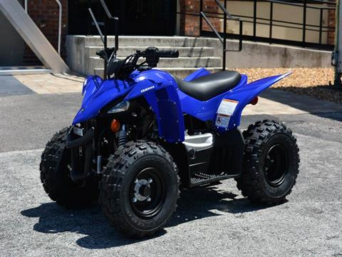 2021 Yamaha YFZ50 in Clearwater, Florida - Photo 3