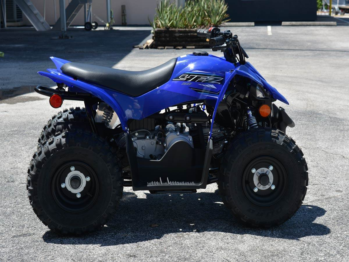 2021 Yamaha YFZ50 in Clearwater, Florida - Photo 2
