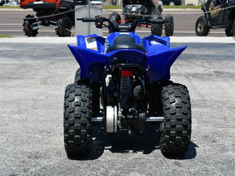 2021 Yamaha YFZ50 in Clearwater, Florida - Photo 8