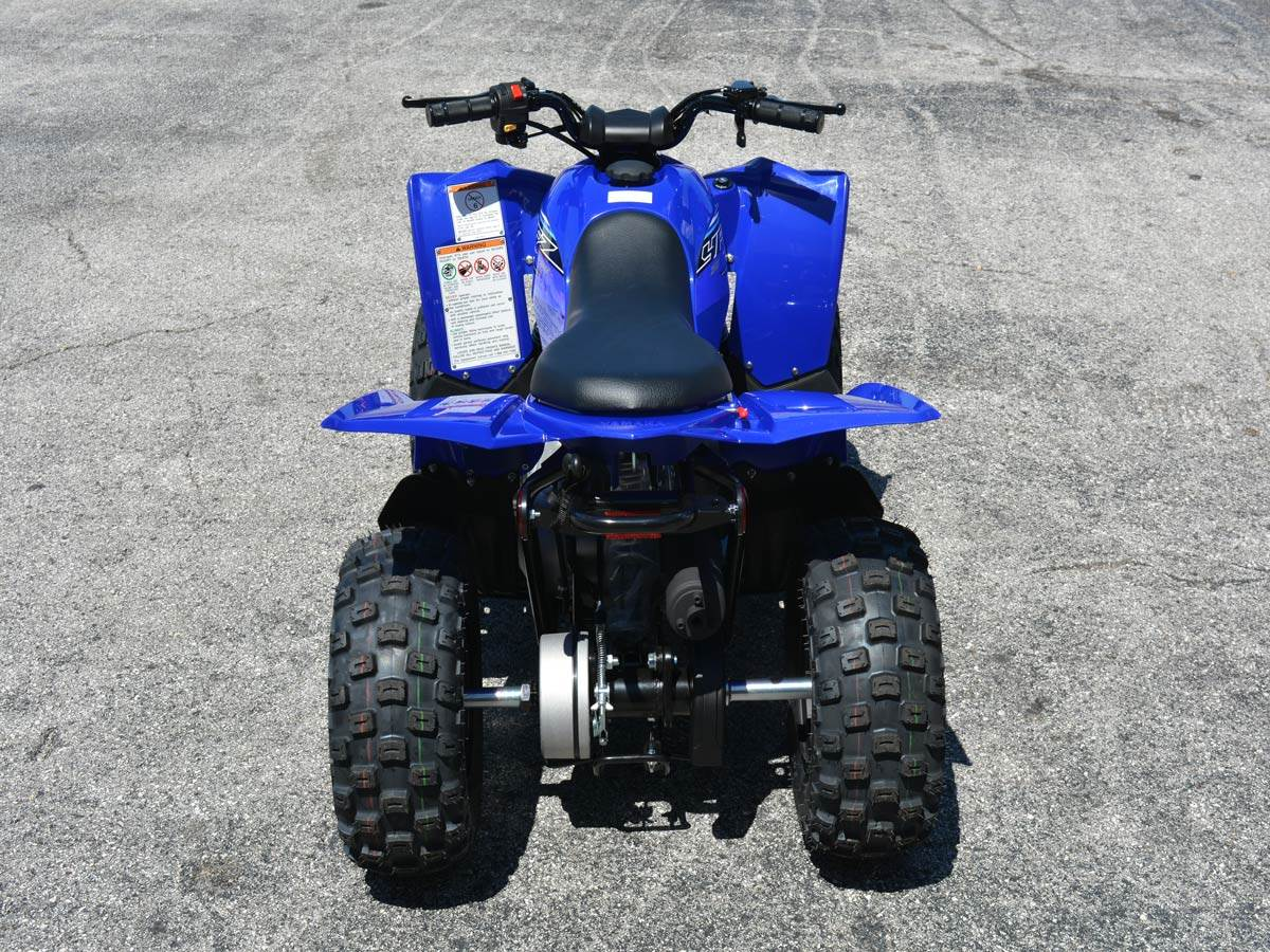 2021 Yamaha YFZ50 in Clearwater, Florida - Photo 9