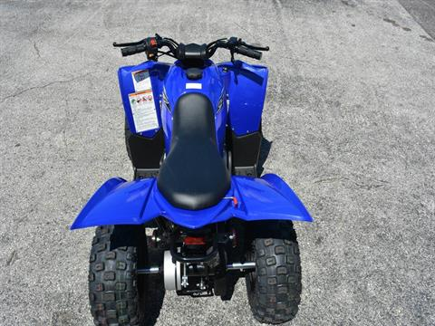 2021 Yamaha YFZ50 in Clearwater, Florida - Photo 10