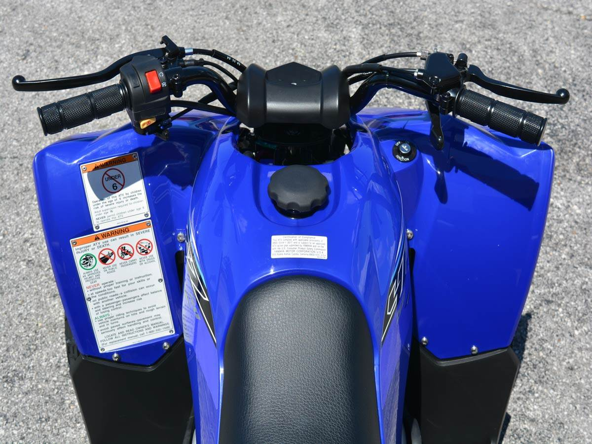 2021 Yamaha YFZ50 in Clearwater, Florida - Photo 11