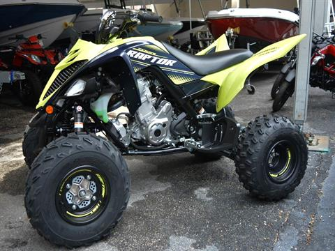 2020 Yamaha Raptor 700R SE in Clearwater, Florida - Photo 1