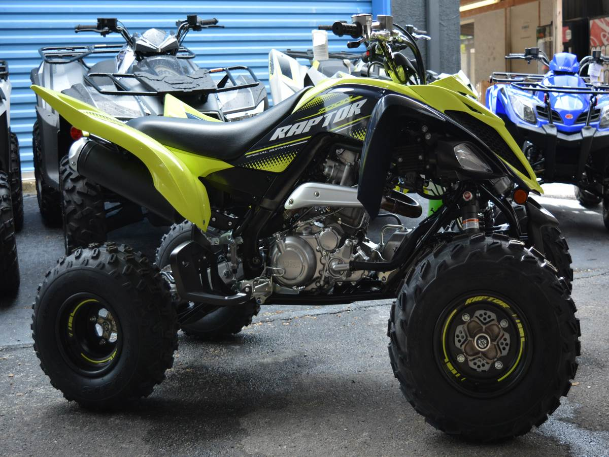 2020 Yamaha Raptor 700R SE in Clearwater, Florida - Photo 2