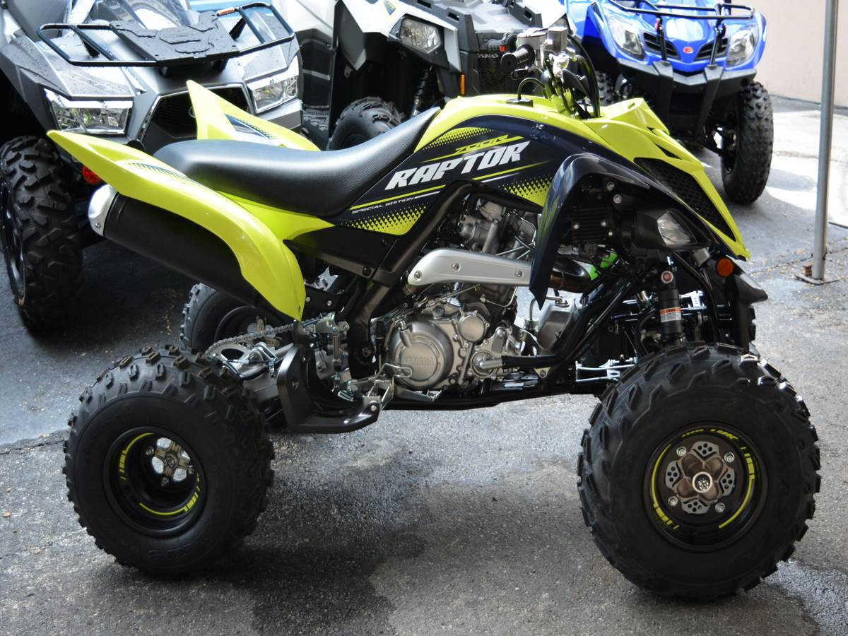 2020 Yamaha Raptor 700R SE in Clearwater, Florida - Photo 8