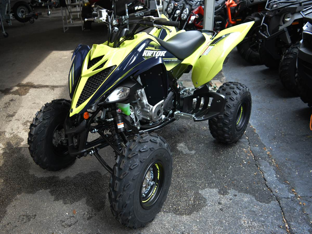 2020 Yamaha Raptor 700R SE in Clearwater, Florida - Photo 10