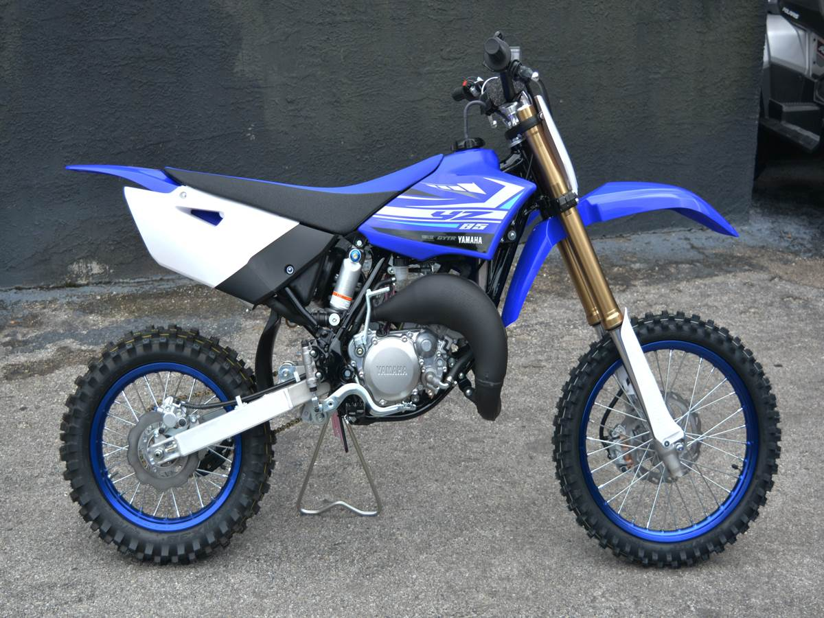2020 Yamaha YZ85 in Clearwater, Florida - Photo 1
