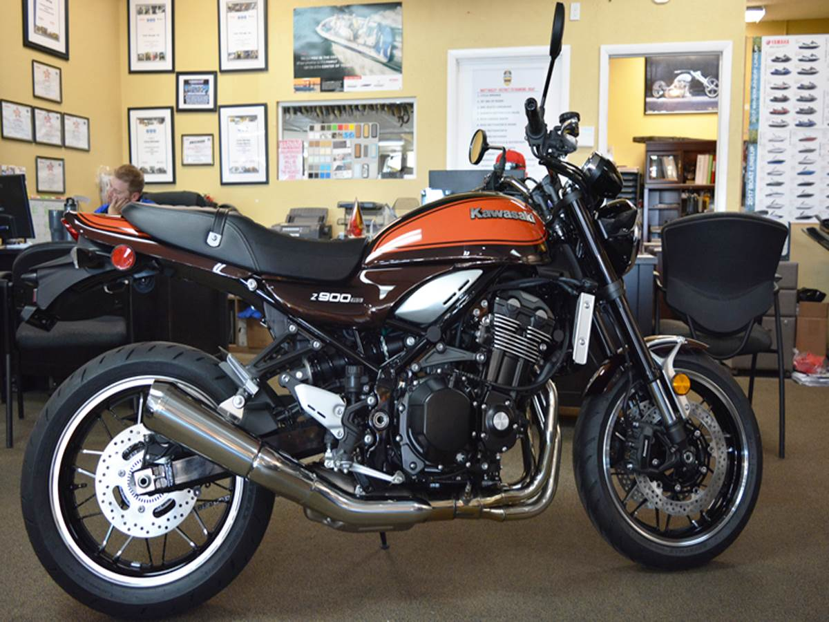2019 Kawasaki Z900RS ABS in Clearwater, Florida - Photo 1