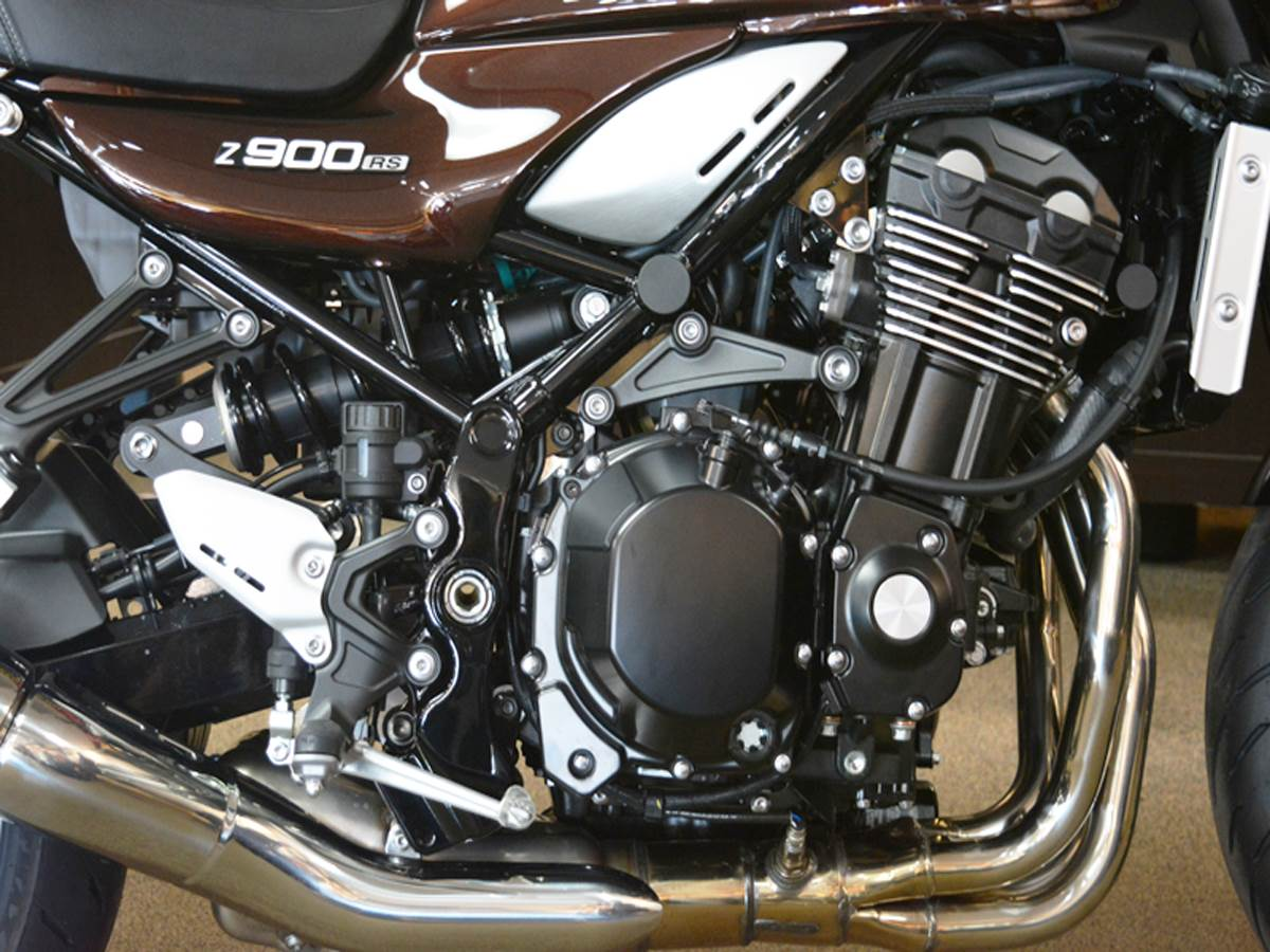 2019 Kawasaki Z900RS ABS in Clearwater, Florida - Photo 5