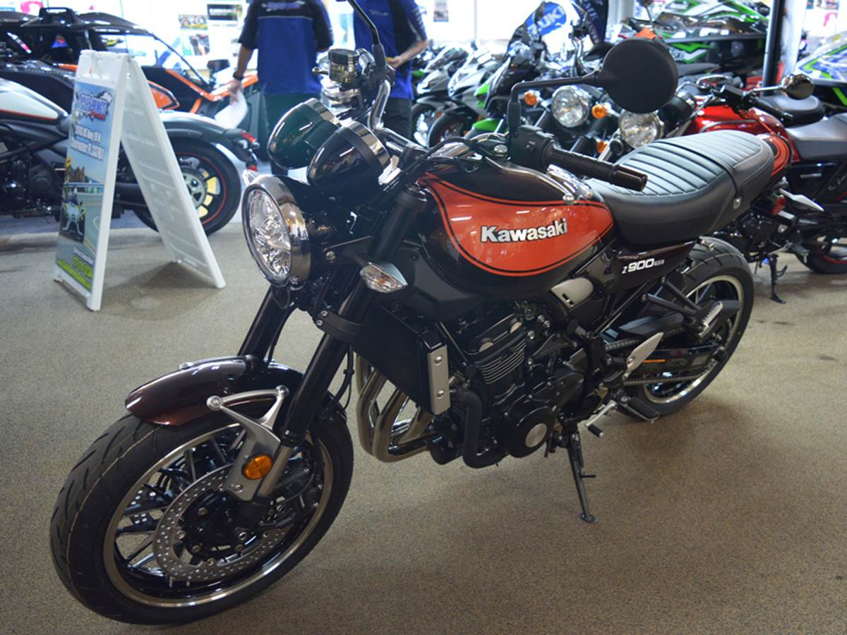 2019 Kawasaki Z900RS ABS in Clearwater, Florida - Photo 13
