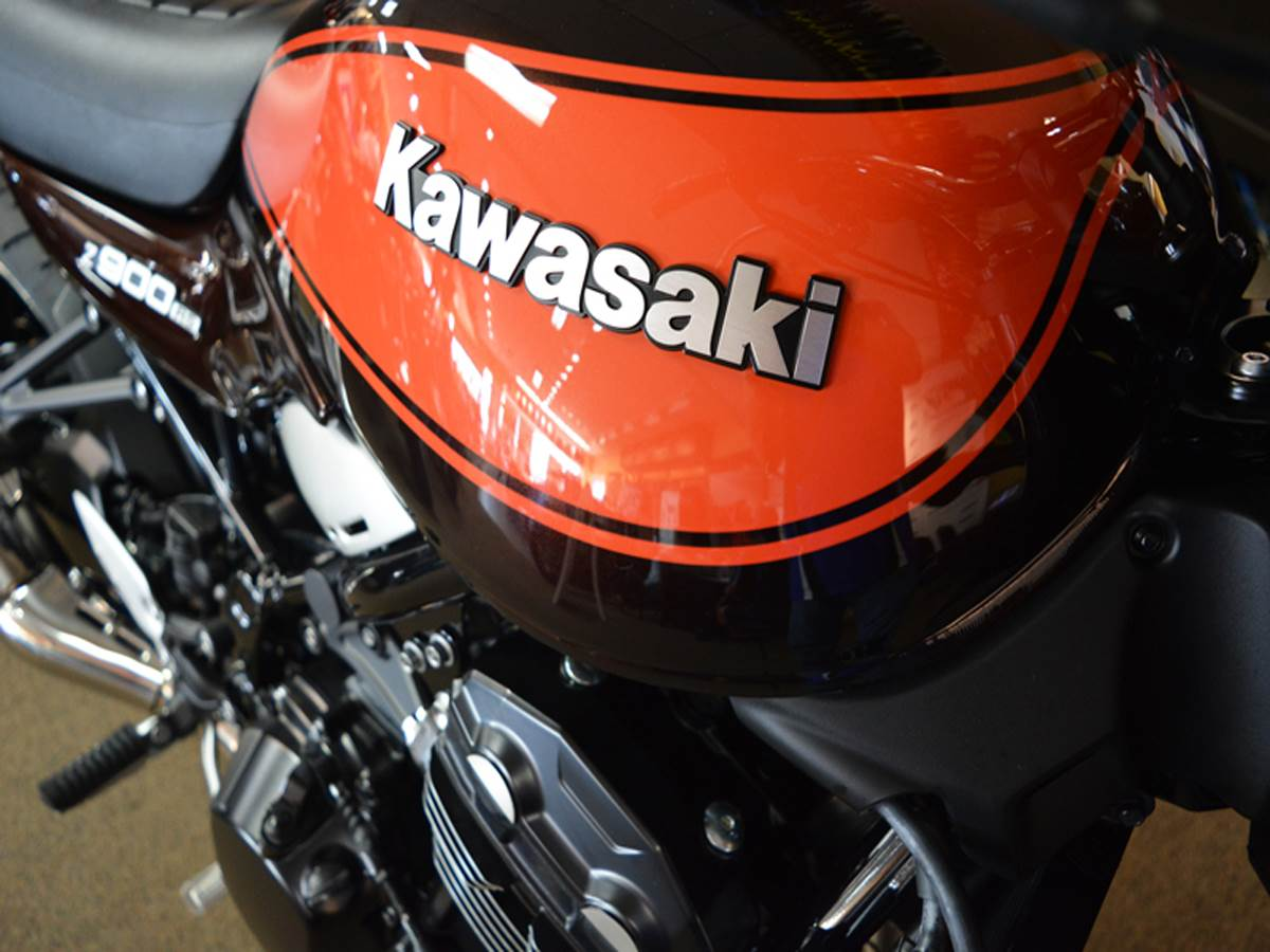 2019 Kawasaki Z900RS ABS in Clearwater, Florida - Photo 14