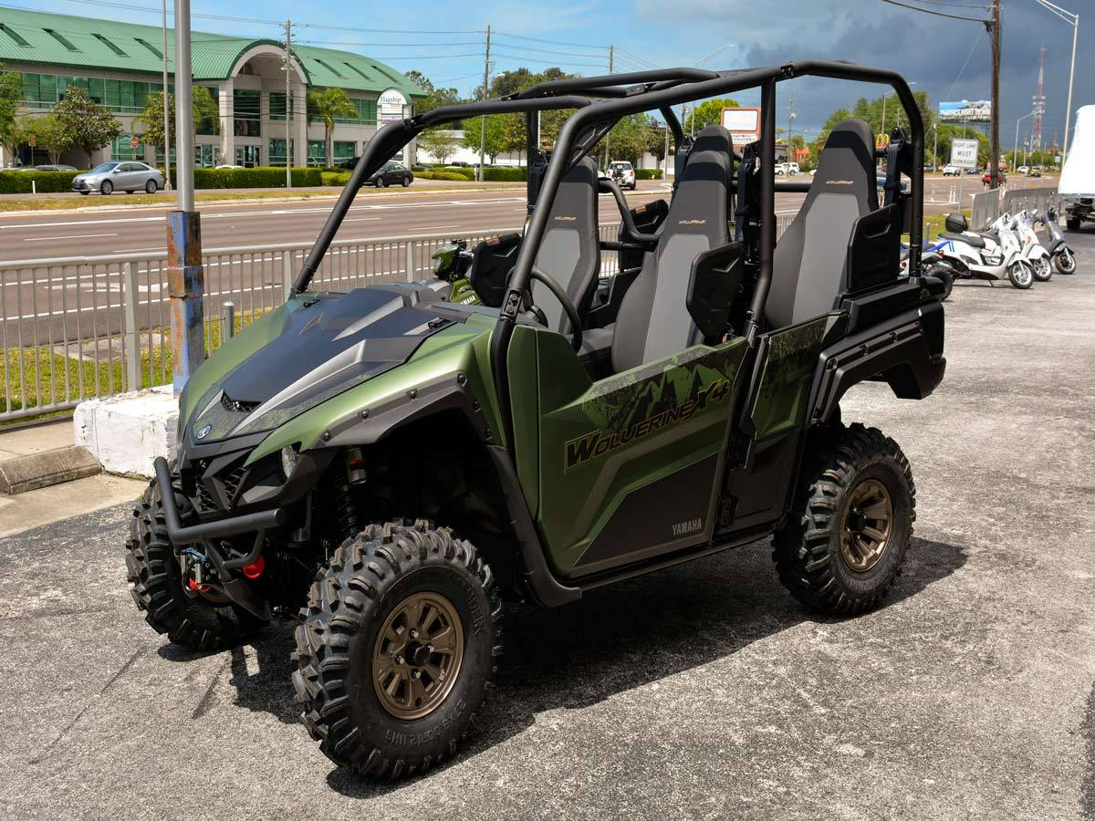 2021 Yamaha Wolverine X4 XT-R 850 in Clearwater, Florida - Photo 4