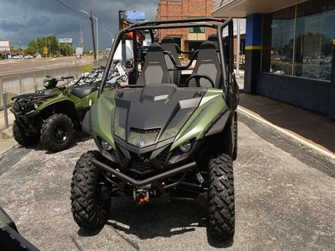 2021 Yamaha Wolverine X4 XT-R 850 in Clearwater, Florida - Photo 5