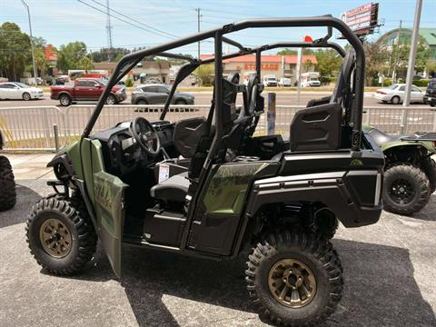 2021 Yamaha Wolverine X4 XT-R 850 in Clearwater, Florida - Photo 11
