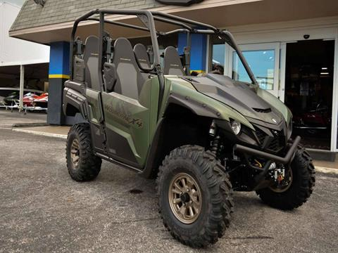 2021 Yamaha Wolverine X4 XT-R 850 in Clearwater, Florida - Photo 17