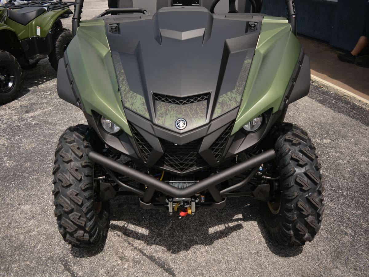2021 Yamaha Wolverine X4 XT-R 850 in Clearwater, Florida - Photo 18