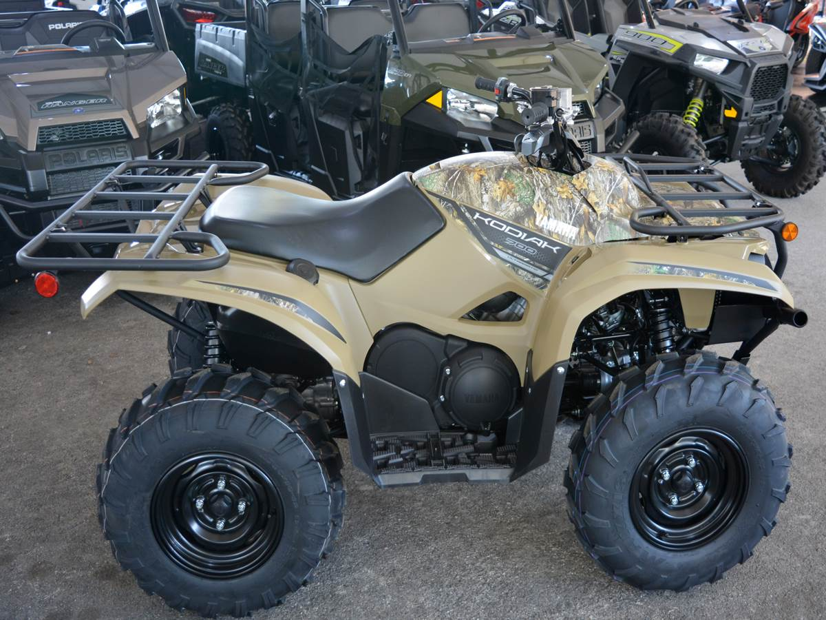 2019 Yamaha Kodiak 700 in Clearwater, Florida - Photo 1