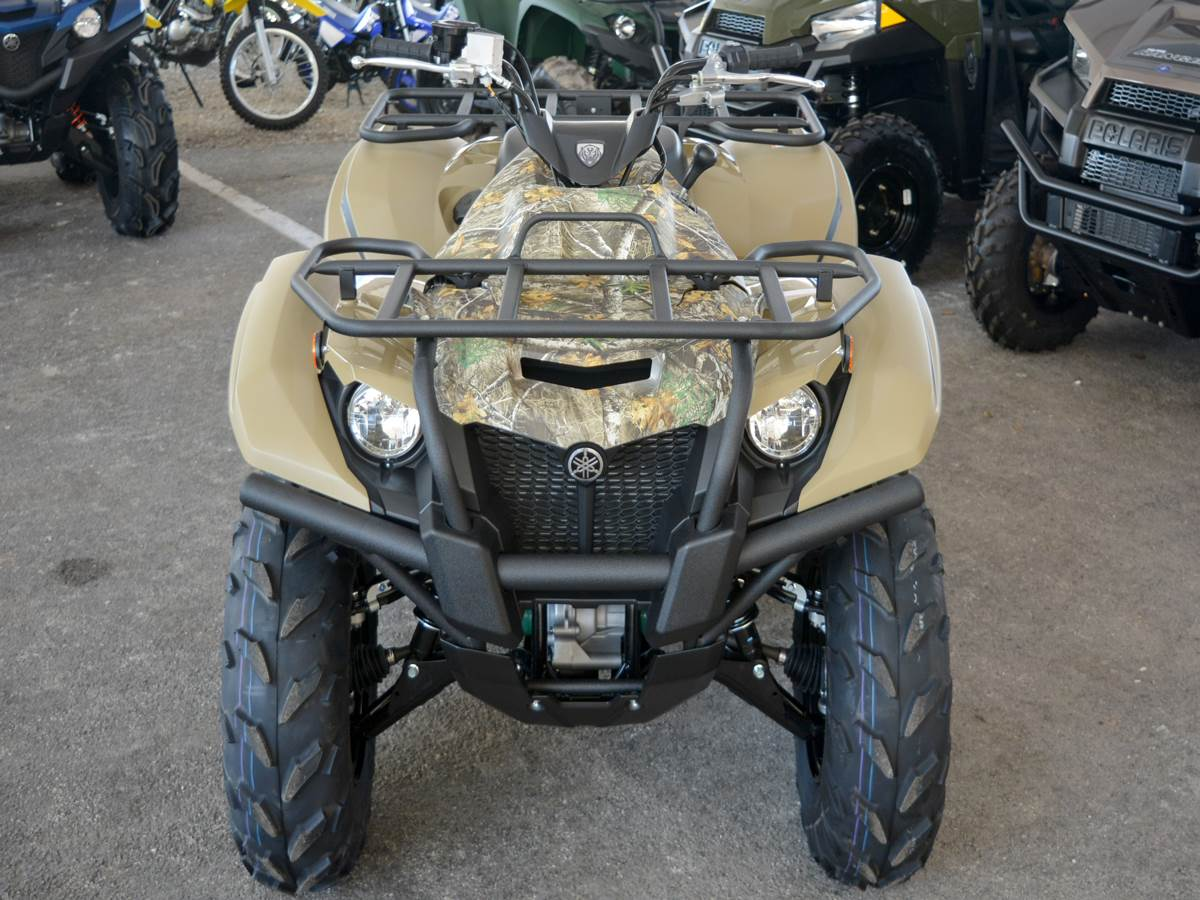 2019 Yamaha Kodiak 700 in Clearwater, Florida - Photo 3