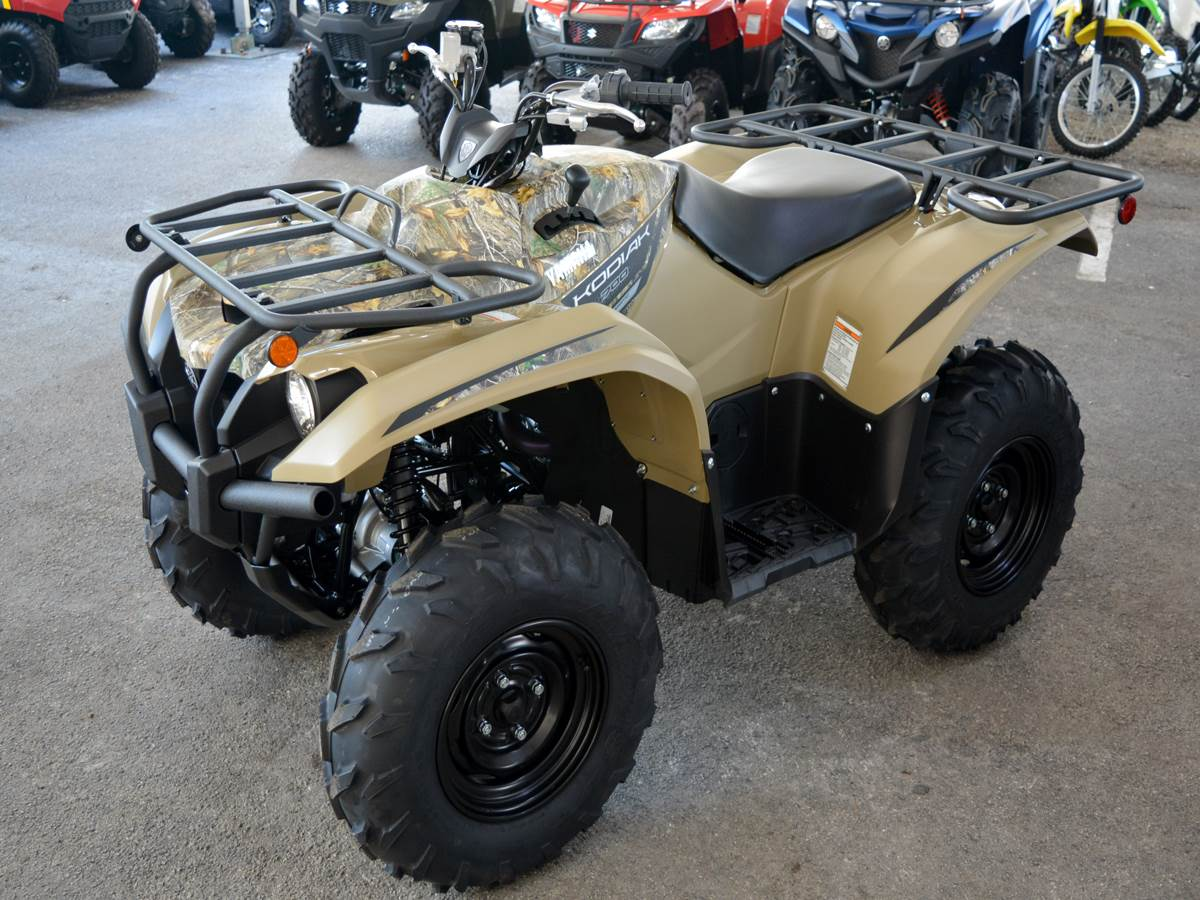 2019 Yamaha Kodiak 700 in Clearwater, Florida - Photo 8