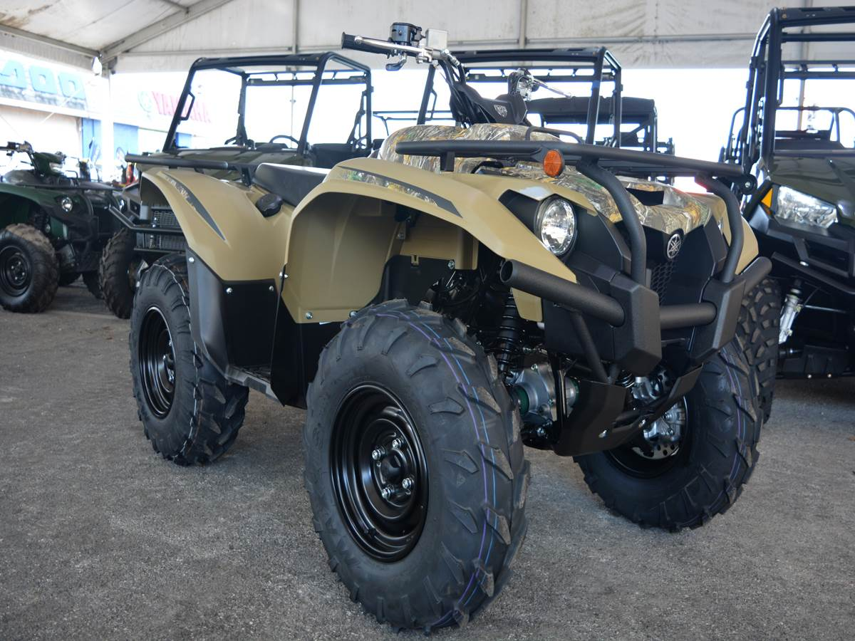 2019 Yamaha Kodiak 700 in Clearwater, Florida - Photo 9