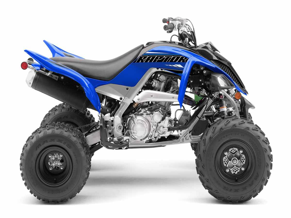 2021 Yamaha Raptor 700R in Clearwater, Florida - Photo 1