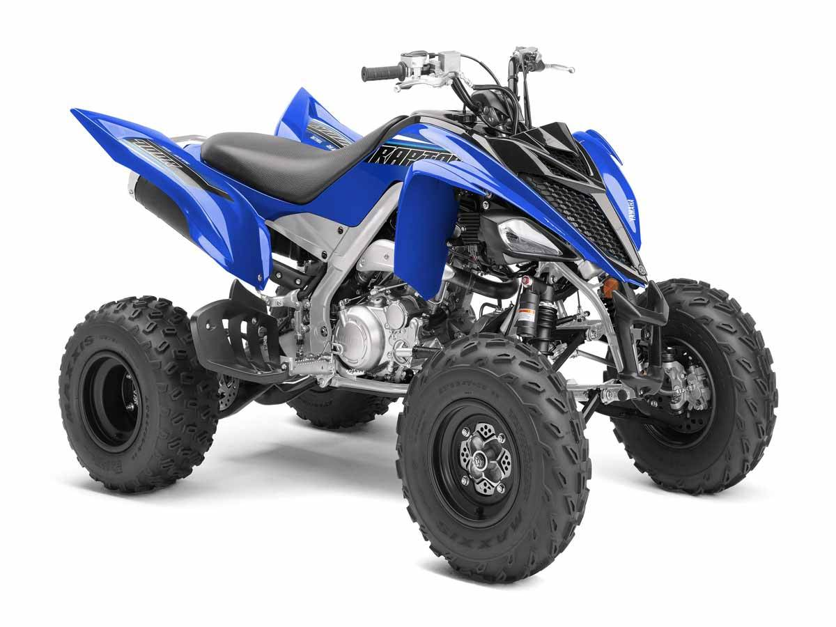 2021 Yamaha Raptor 700R in Clearwater, Florida - Photo 2