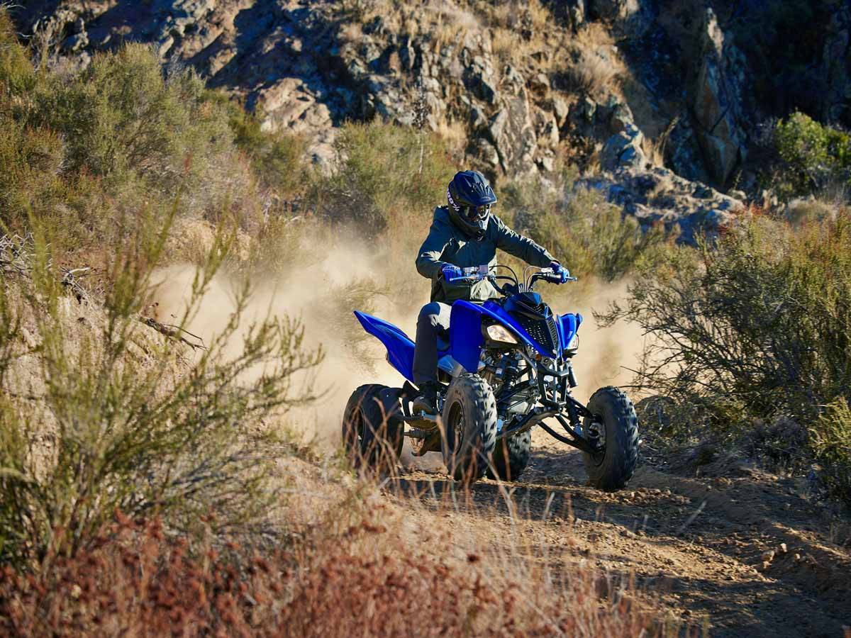 2021 Yamaha Raptor 700R in Clearwater, Florida - Photo 6