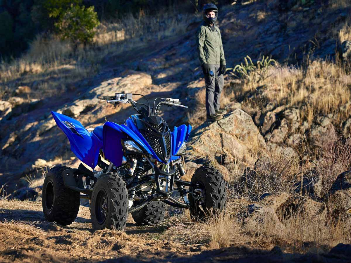 2021 Yamaha Raptor 700R in Clearwater, Florida - Photo 7