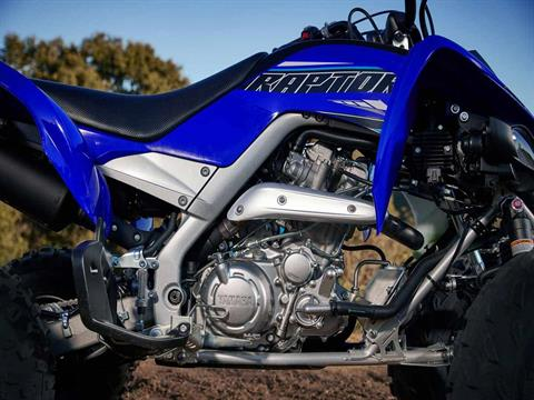 2021 Yamaha Raptor 700R in Clearwater, Florida - Photo 8