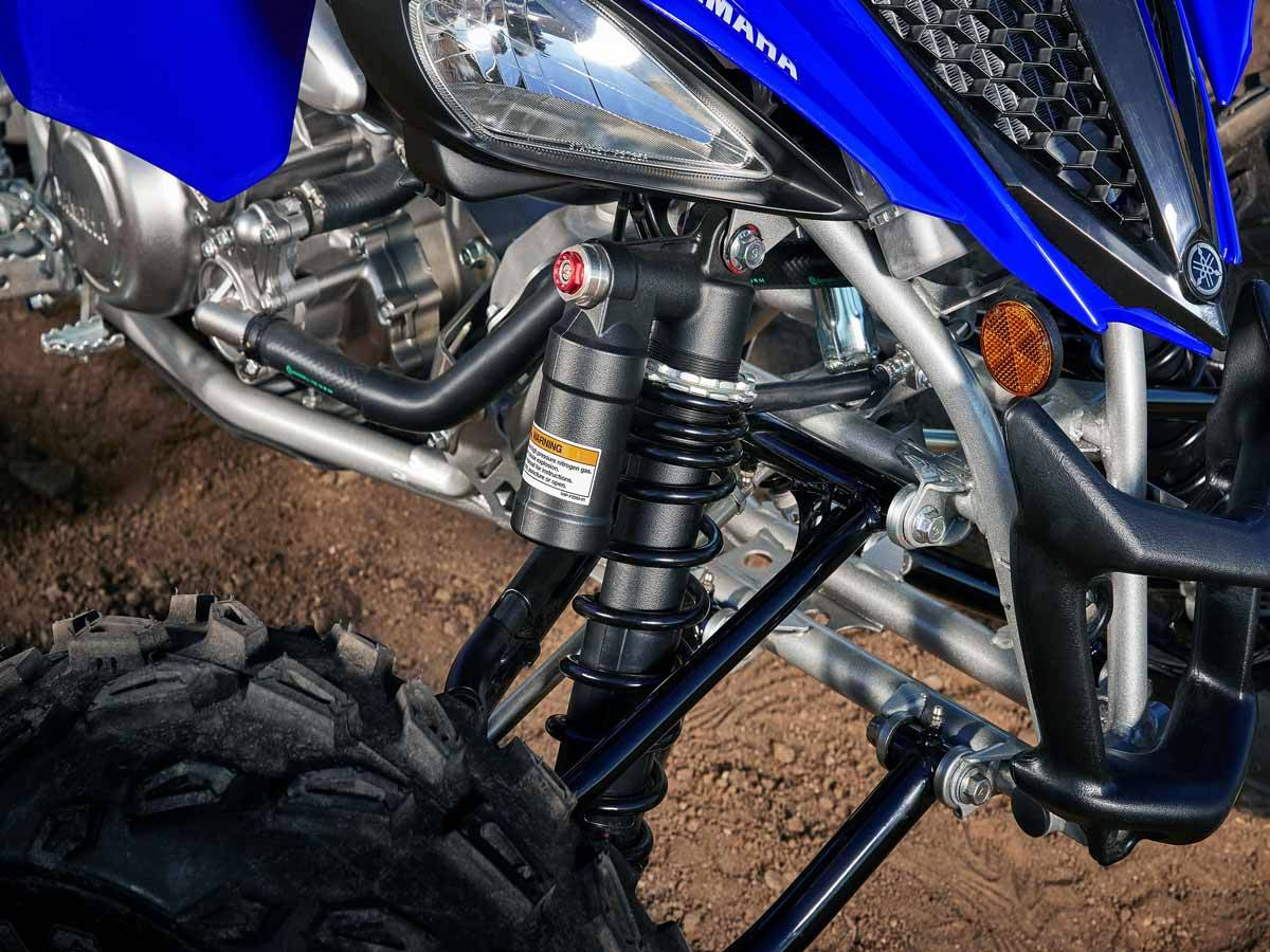 2021 Yamaha Raptor 700R in Clearwater, Florida - Photo 10