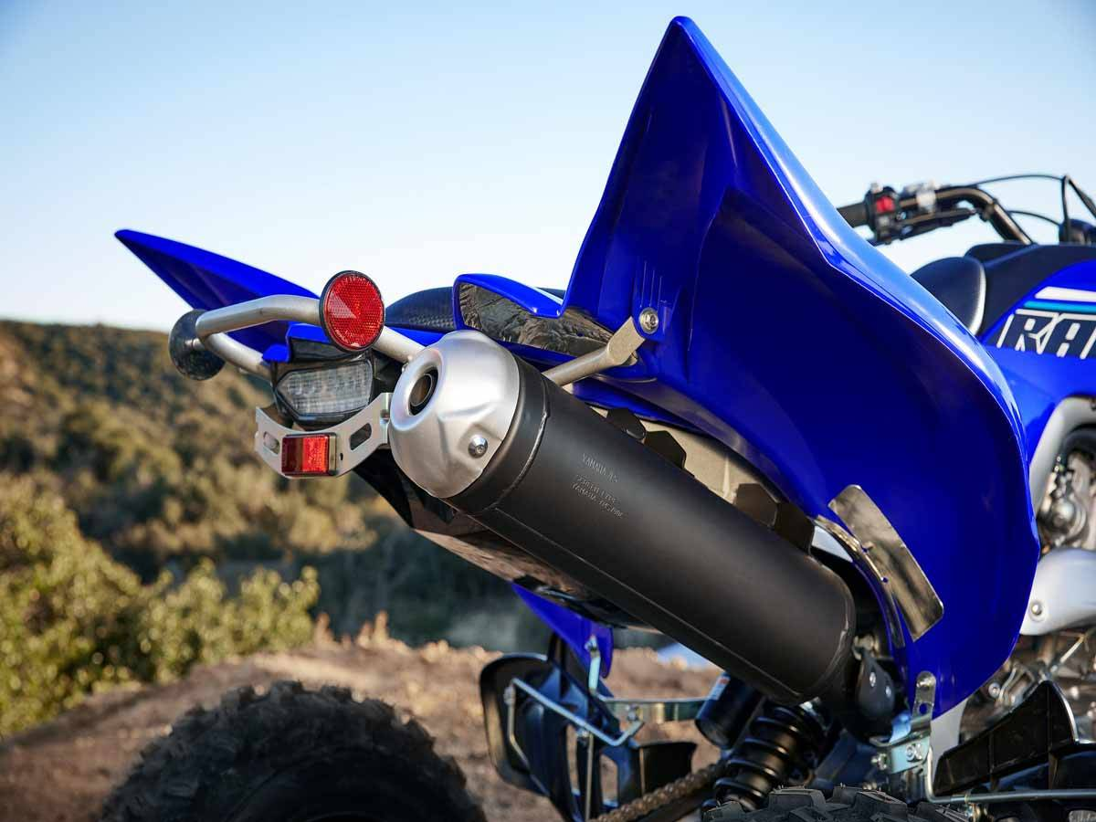 2021 Yamaha Raptor 700R in Clearwater, Florida - Photo 11
