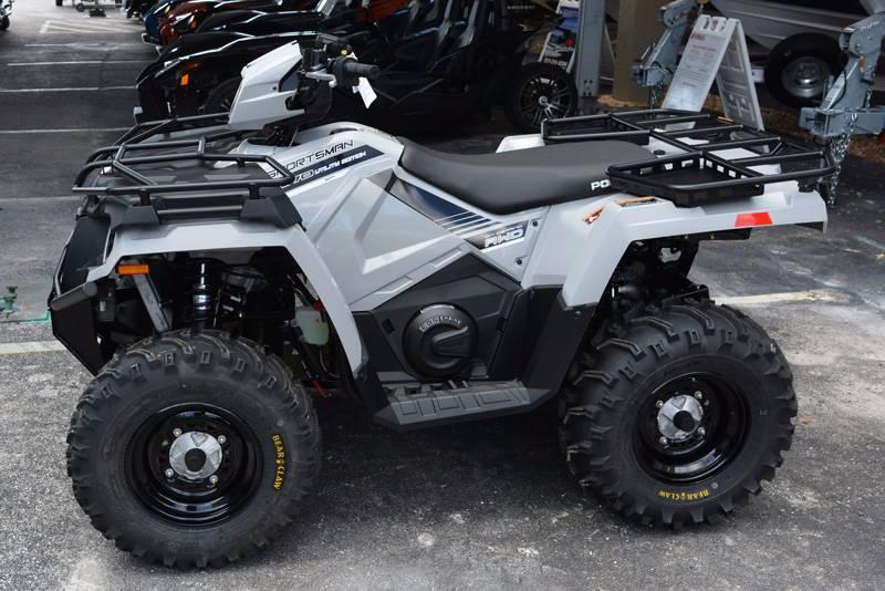 New 2018 Polaris Sportsman 570 EPS Utility Edition ATVs in ...