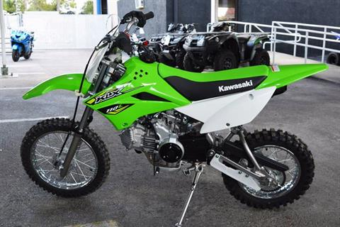 2018 Kawasaki KLX 110L in Clearwater, Florida