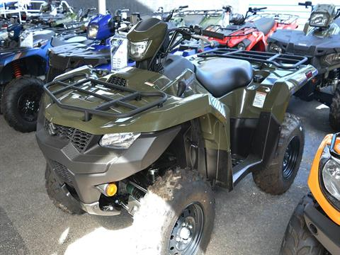 2020 Suzuki KingQuad 750AXi Power Steering in Clearwater, Florida - Photo 2