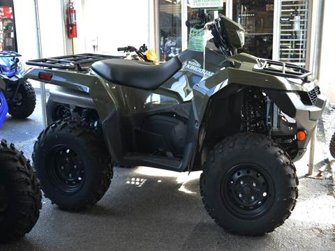 2020 Suzuki KingQuad 750AXi Power Steering in Clearwater, Florida - Photo 5