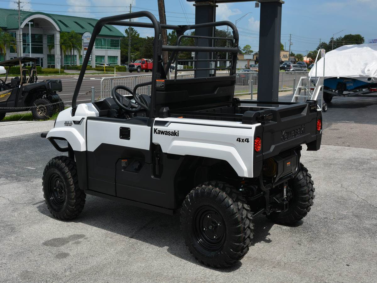 2021 Kawasaki Mule PRO-MX EPS in Clearwater, Florida - Photo 6