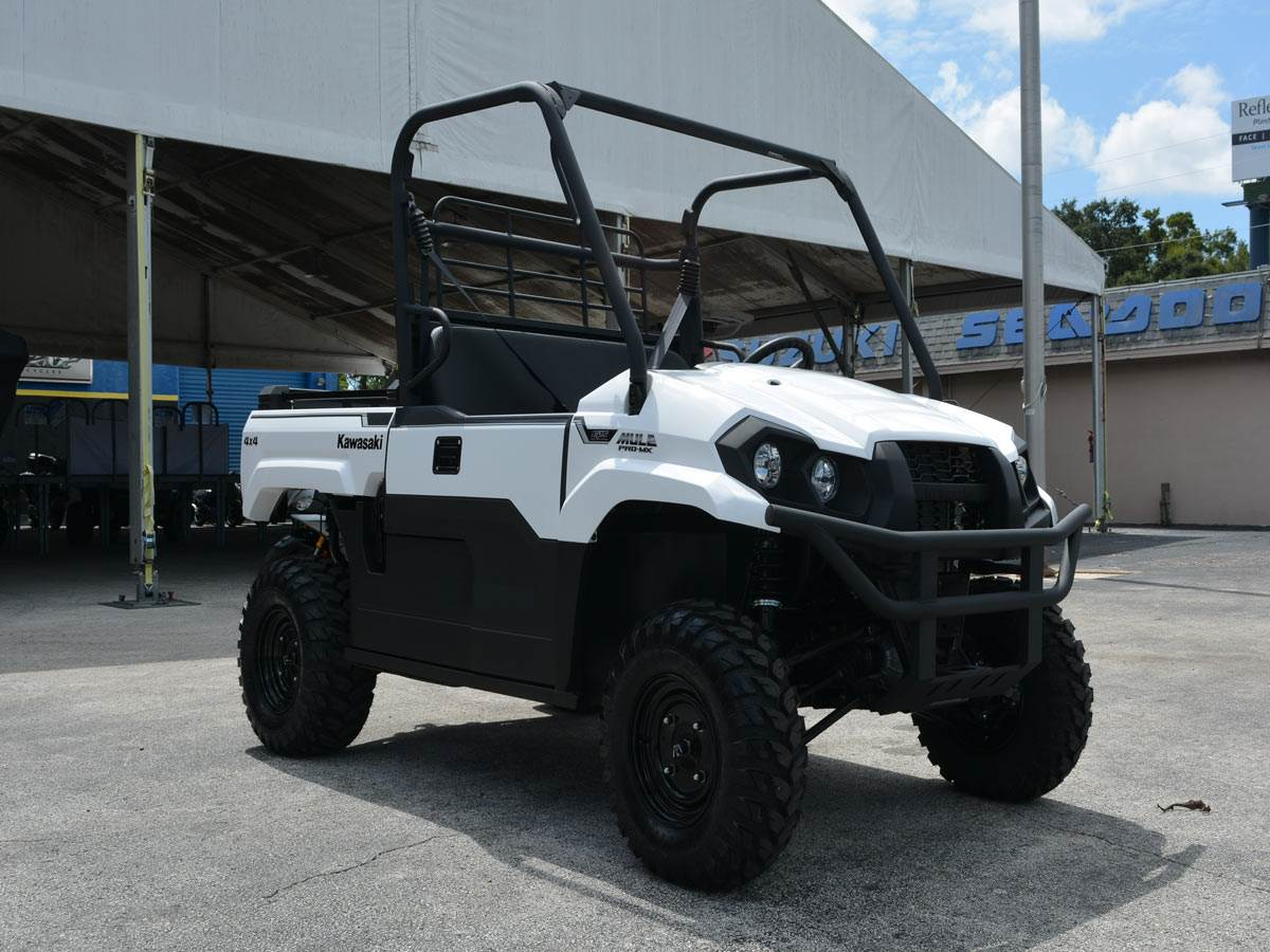 2021 Kawasaki Mule PRO-MX EPS in Clearwater, Florida - Photo 12