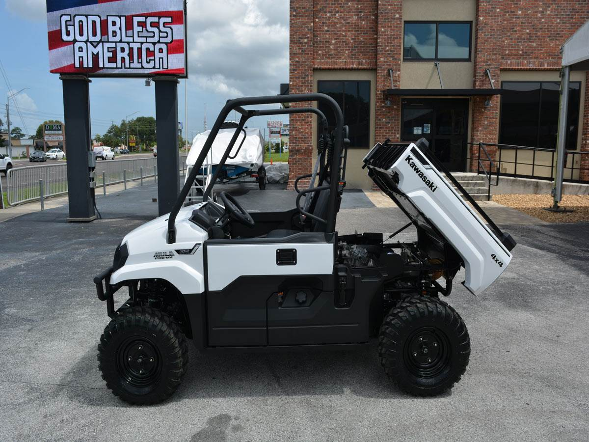 2021 Kawasaki Mule PRO-MX EPS in Clearwater, Florida - Photo 13