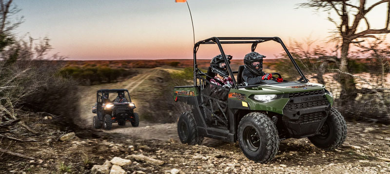 2021 Polaris Ranger 150 EFI in Clearwater, Florida - Photo 2