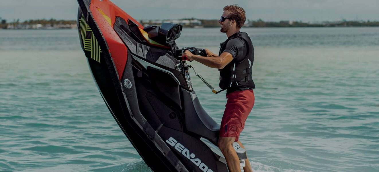 2020 Sea-Doo Spark Trixx 2up iBR + Sound System in Clearwater, Florida
