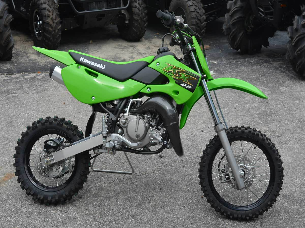 2020 Kawasaki KX 65 in Clearwater, Florida - Photo 1