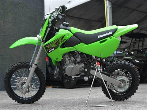 2020 Kawasaki KX 65 in Clearwater, Florida - Photo 2