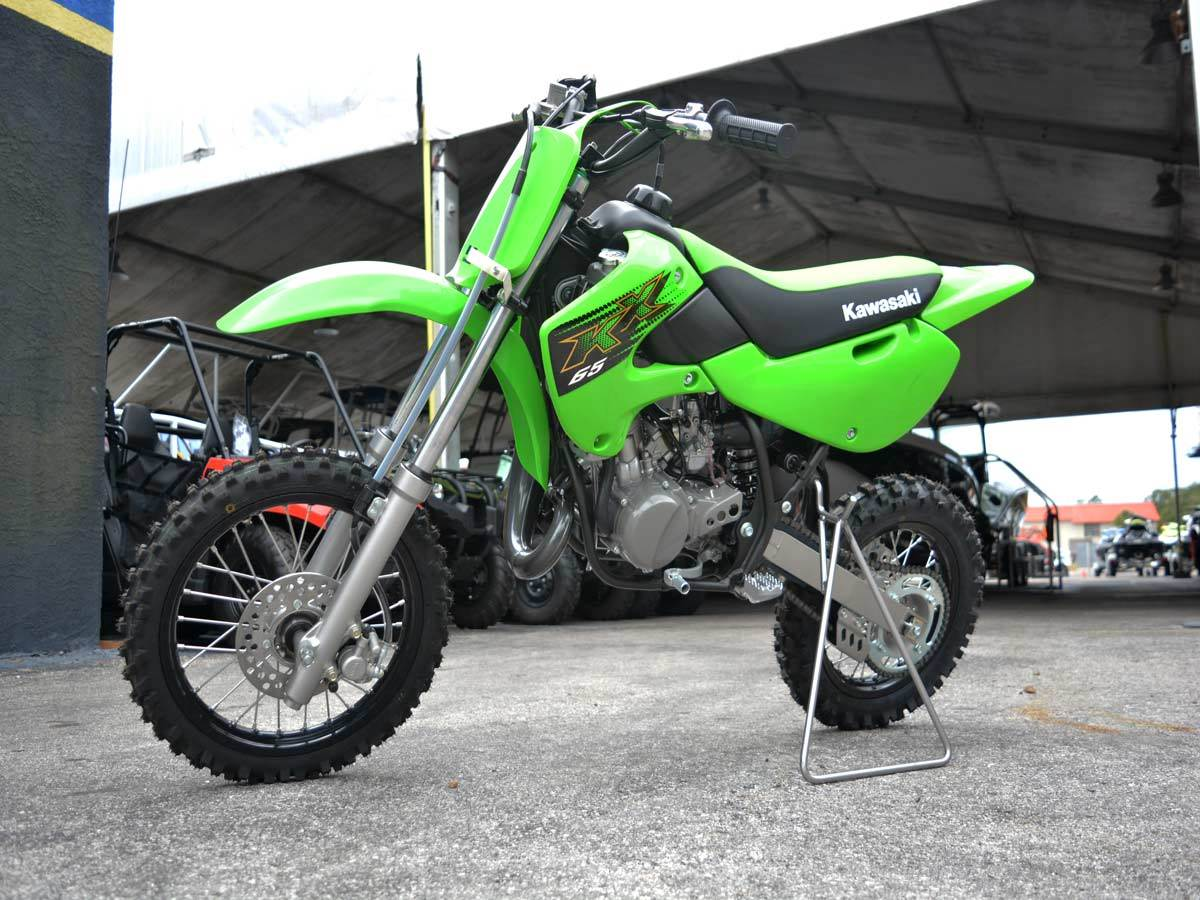 2020 Kawasaki KX 65 in Clearwater, Florida - Photo 7