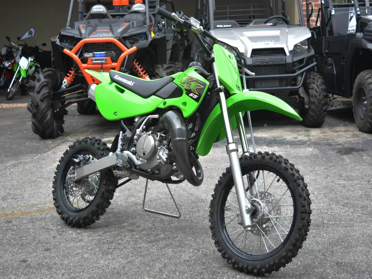2020 Kawasaki KX 65 in Clearwater, Florida - Photo 9
