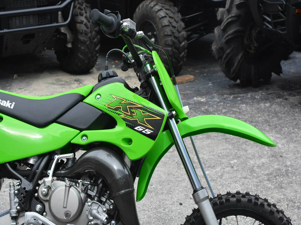 2020 Kawasaki KX 65 in Clearwater, Florida - Photo 10