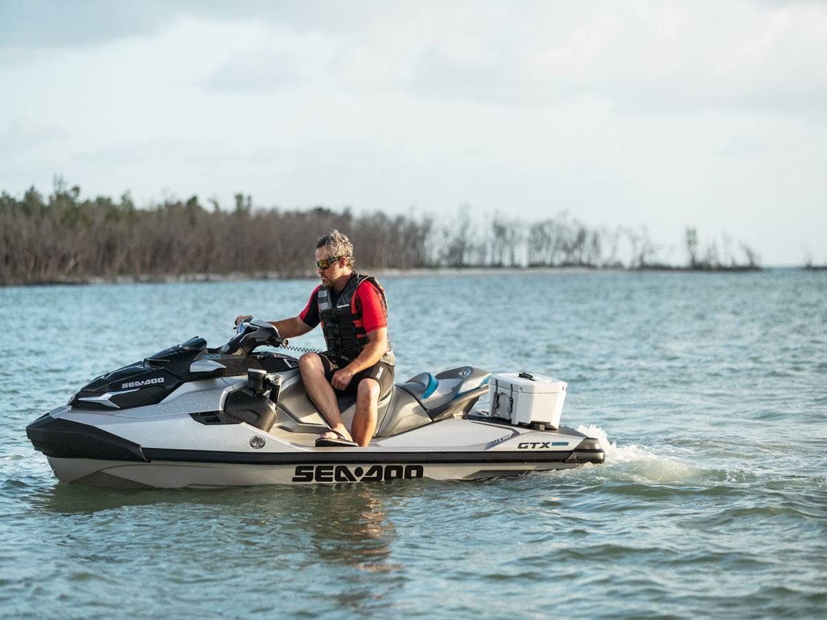 2021 Sea-Doo GTX LIMITED 300 in Clearwater, Florida - Photo 1