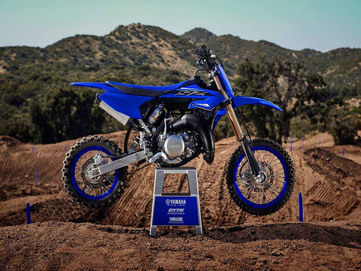 2021 Yamaha YZ65 in Clearwater, Florida - Photo 8
